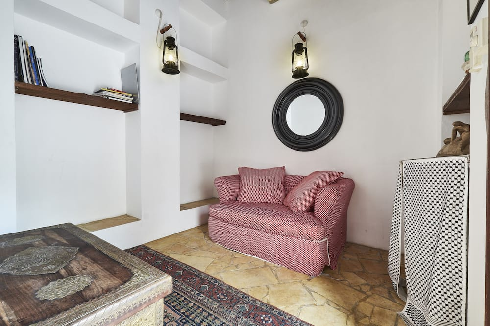 高級客房 - 客廳