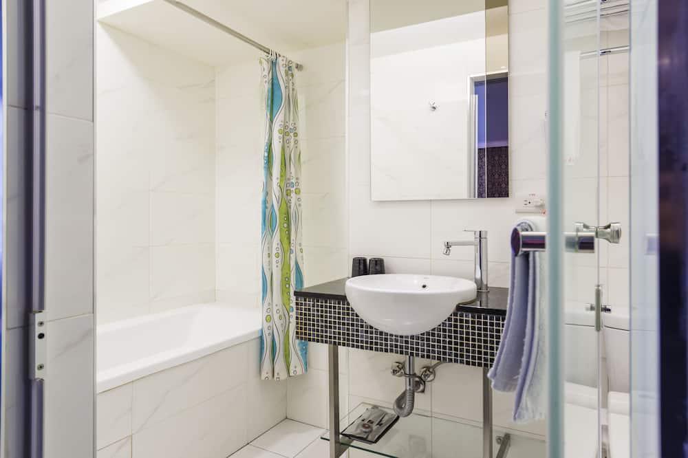 Superior-dobbeltværelse - Badeværelse