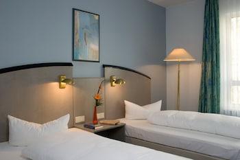 Berlin bölgesindeki Hotel Alt-Tempelhof resmi