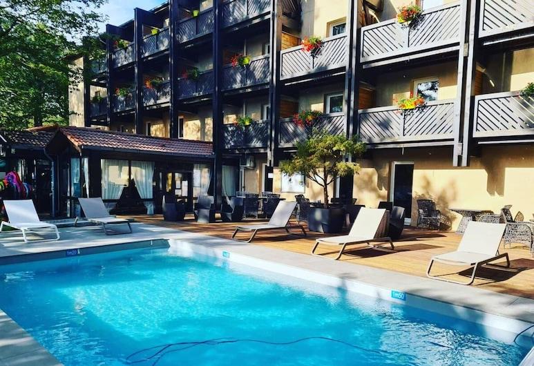 Hotel Diane, Amneville, Outdoor Pool