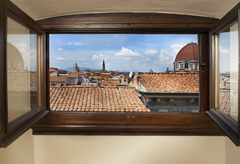 Palazzo Gamba, Florence, Apartment, 1 Bedroom, View from room