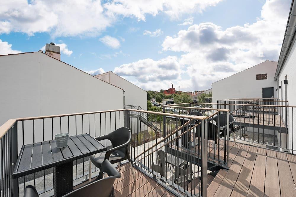 Apartman, 2 spavaće sobe, kuhinja - Terasa/trijem