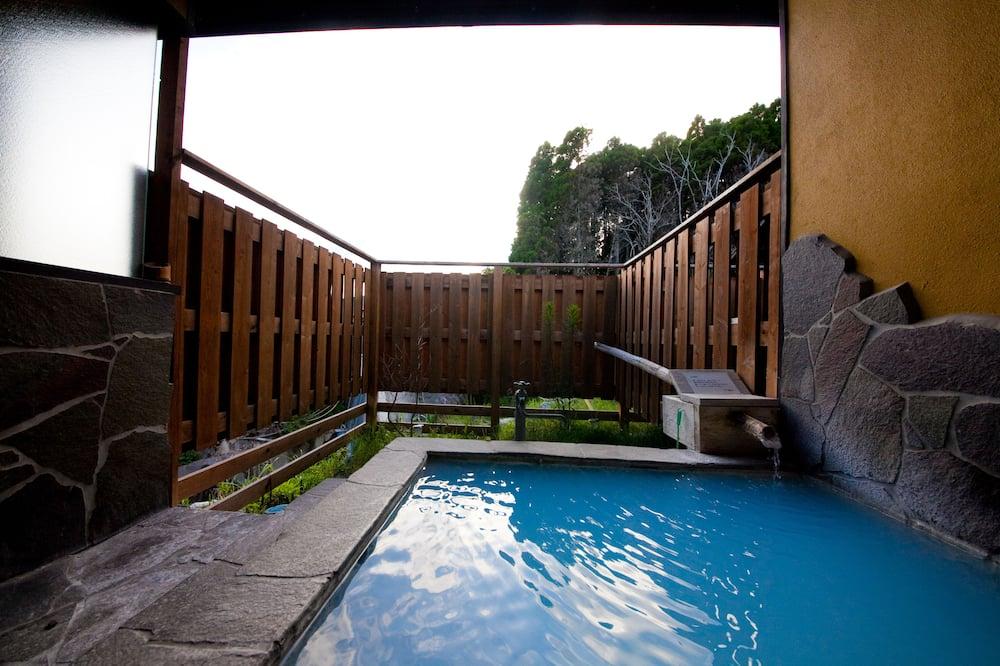 Casa tradicional (Superior Japanese Style,Open Air Bath) - Baño