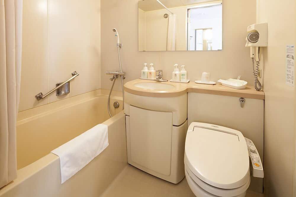 ツインルーム 3名用 禁煙 - バスルーム