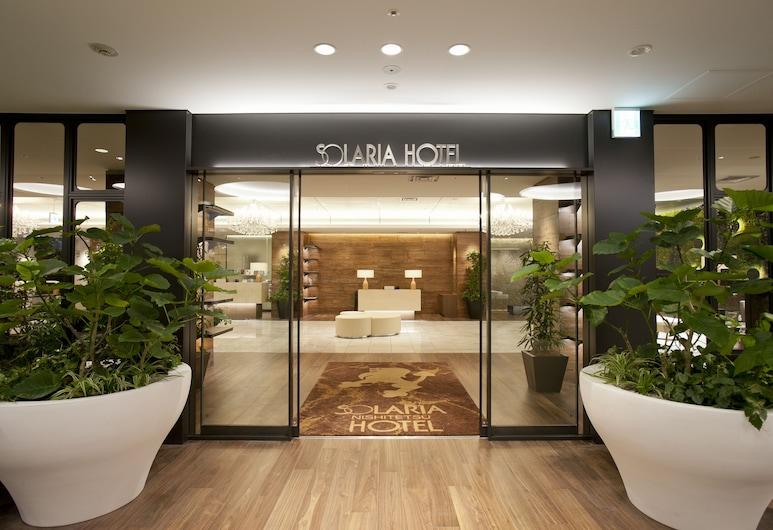 Solaria Nishitetsu Hotel Fukuoka, Fukuoka, Hoteleingang