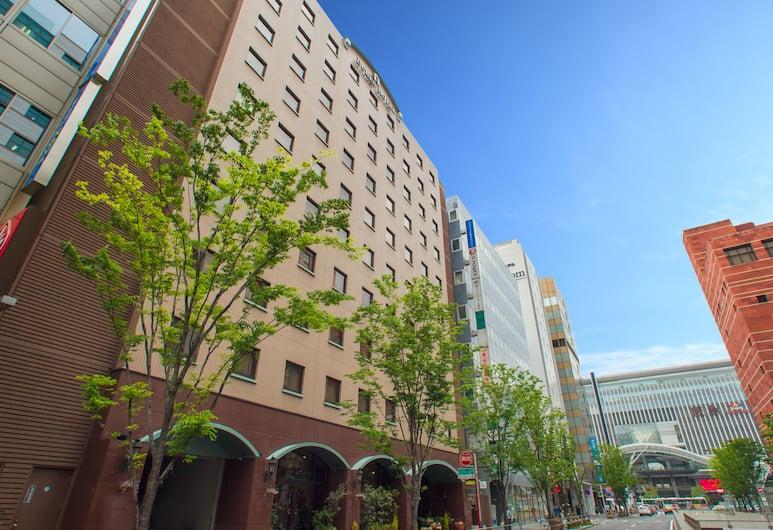 โรงแรมดุ๊กส์ ฮากาตะ, ฟุกุโอกะ, บริเวณภายนอก