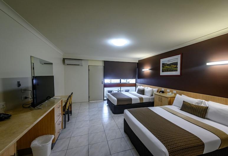 Cannonvale Reef Gateway Hotel, Cannonvale, Deluxe Room, Non Smoking (Deluxe Double/Twin), Bilik Tamu