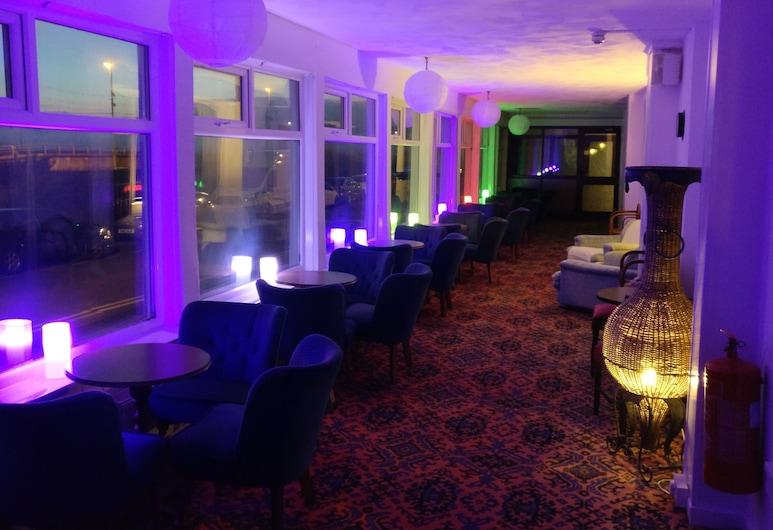 The Waldorf Hotel, Blackpool, Priestory na sedenie v hale