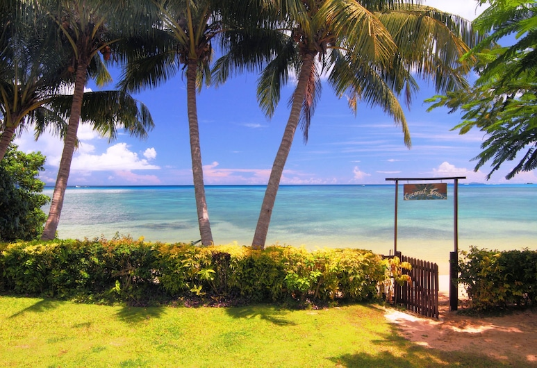 Coconut Grove Beachfront Cottages, Taveuni Island East