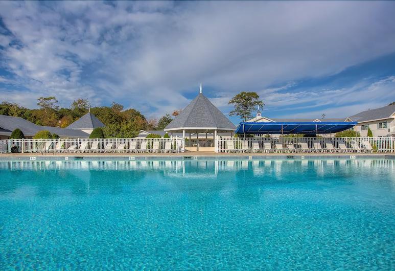 奧甘奎特套房酒店, 奥剛昆特, 室外泳池