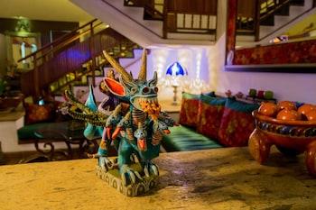Tlaquepaque bölgesindeki Quinta Don Jose Boutique Hotel resmi