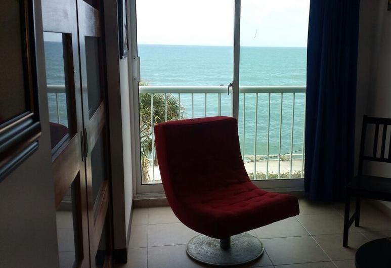 Ocean View Apartments, Santo Domingo , Sea View State, Pemandangan dari kamar