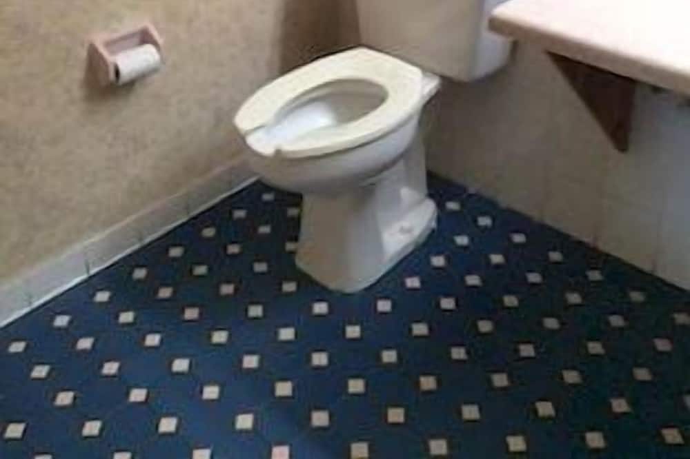 Chambre Standard, 1 très grand lit, fumeurs - Salle de bain