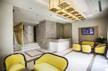 Fotografia do Prestige Hotel em Tirana