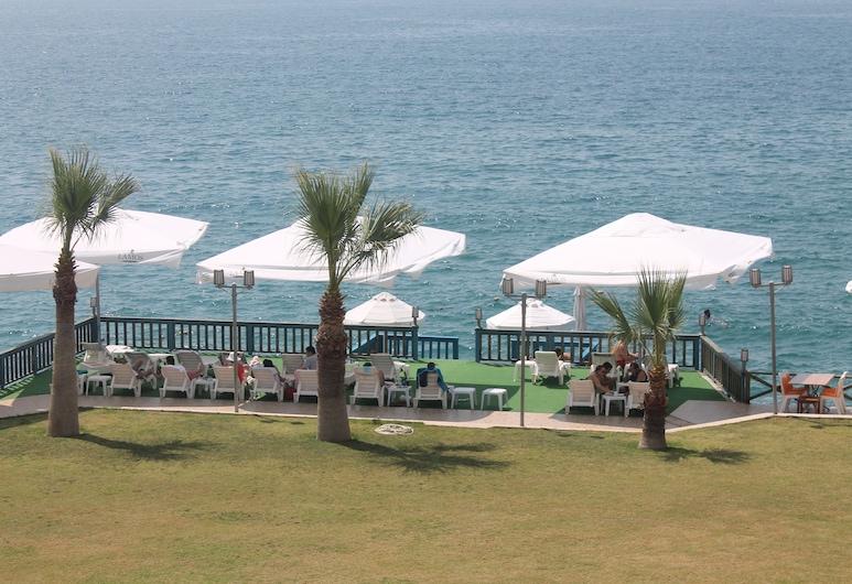 Lamos Resort Hotel & Convention Center, Erdemli, Terraza