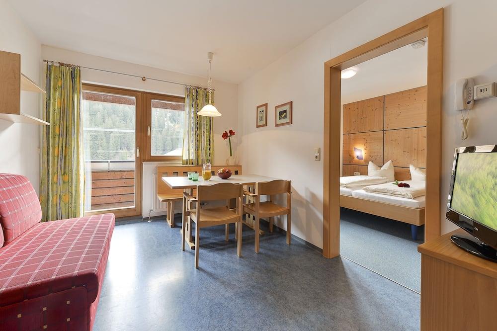 Apartment (Top 3) - Living Room