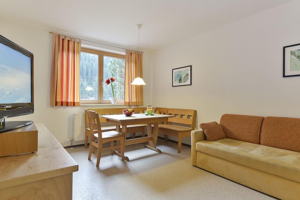 Apartment (Top 7) - Living Room