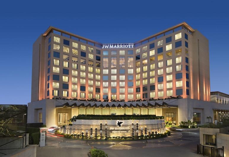 JW Marriott Mumbai Sahar, מומבאי