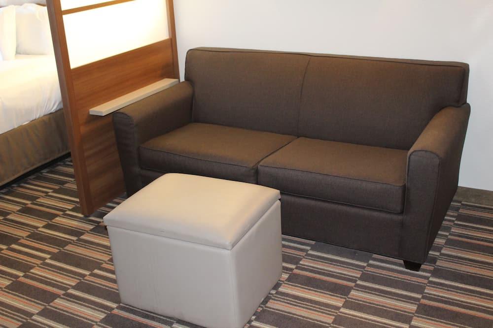 Studio Suite, 1 giường cỡ king, Không hút thuốc - Khu phòng khách