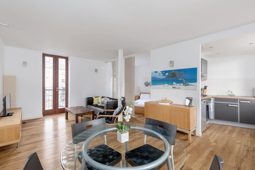 Apartmán typu City, 2 spálne - Stravovanie v izbe