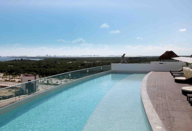 Suites Malecon Cancun, แคนคูน, สระว่ายน้ำกลางแจ้ง