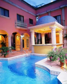 Foto van Hotel Portal del Angel in Tegucigalpa
