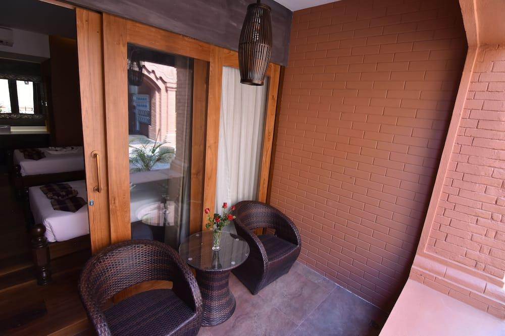 Pokój Royal - Balkon
