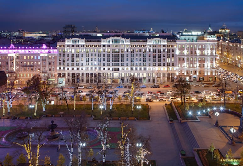 StandArt Hotel Moscow. A Member of Design Hotels, Moscow, Exterior