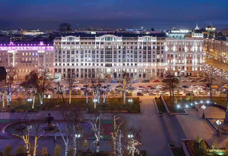StandArt Hotel Moscow. A Member of Design Hotels, Moskwa, Z zewnątrz