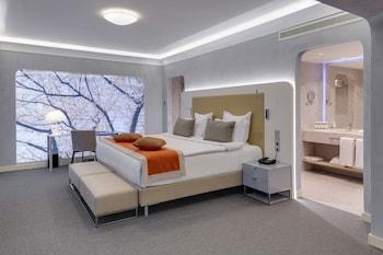 Moskwa — zdjęcie hotelu StandArt Hotel Moscow. A Member of Design Hotels