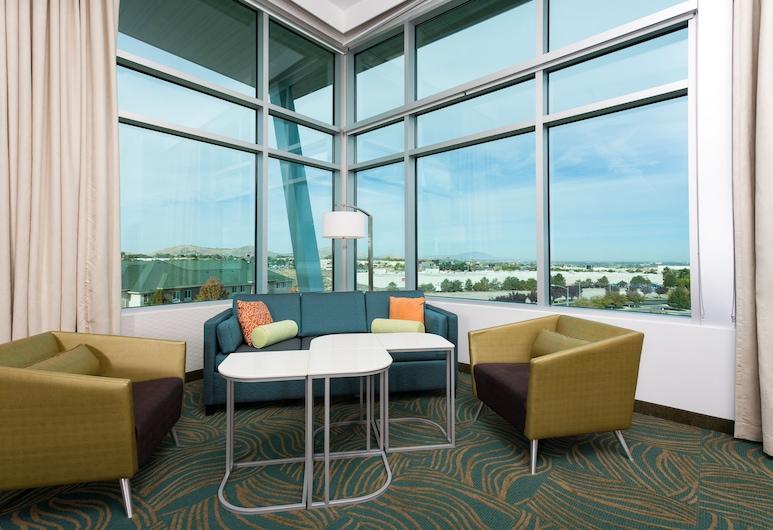 SpringHill Suites by Marriott Kennewick Tri-Cities, Kennewick, Dnevni boravak