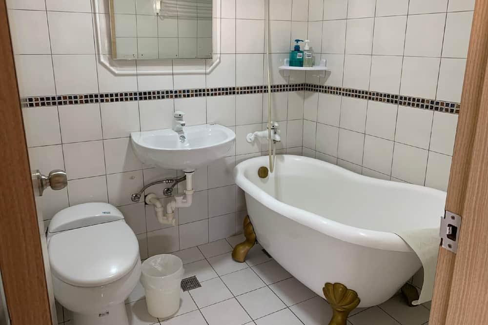 海星四人房 - 浴室