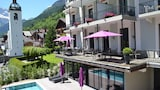 Book this Free wifi Hotel in Champery