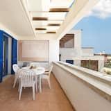 Apartamento estándar, 1 habitación - Balcón