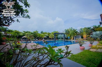 Bild vom Twin Palms Resort in Sihanoukville