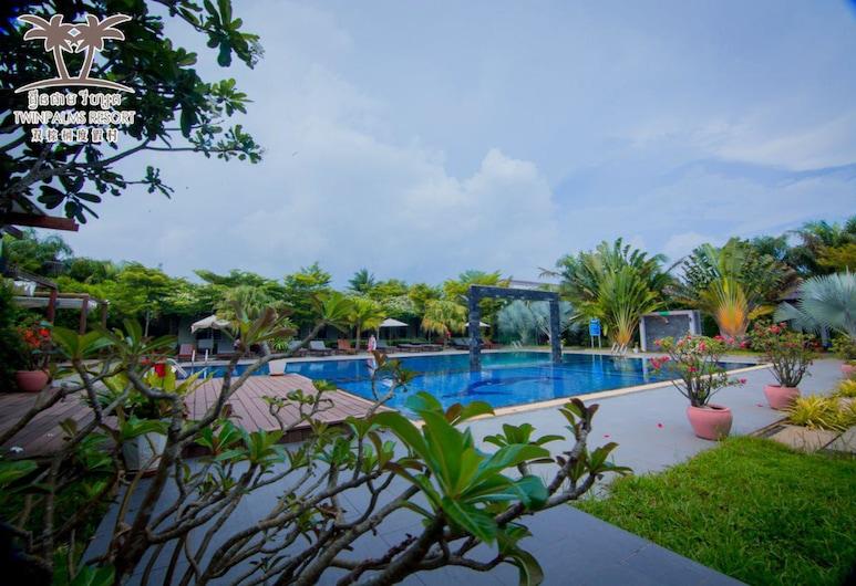 Twin Palms Resort, Sihanoukville, Pool