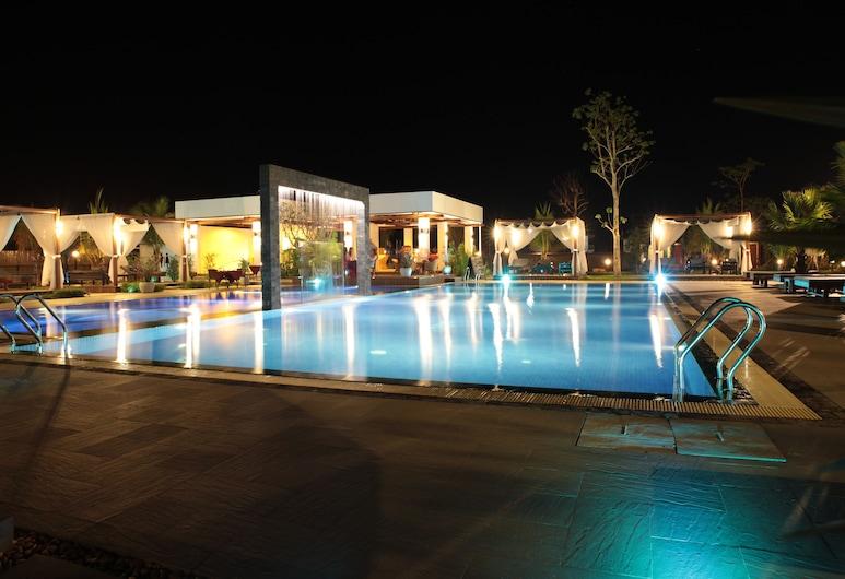 Twin Palms Resort, Σιχάνουκβιλ, Εξωτερική πισίνα