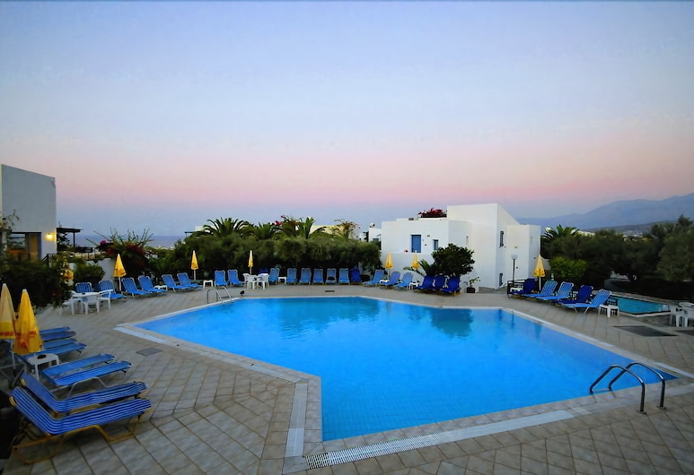 Palatia Village, Hersonissos, Outdoor Pool