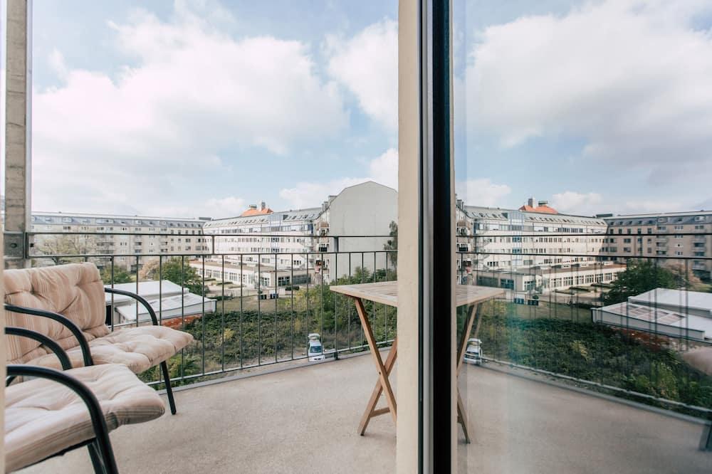 Double Room, Shared Bathroom (balcony) - Balcony