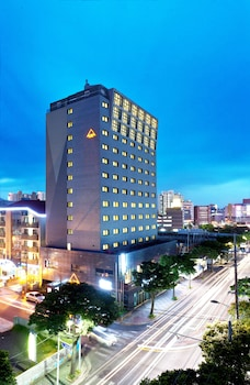 Picture of Amber Hotel Central in Jeju