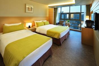 済州市、アンバー ホテル セントラルの写真