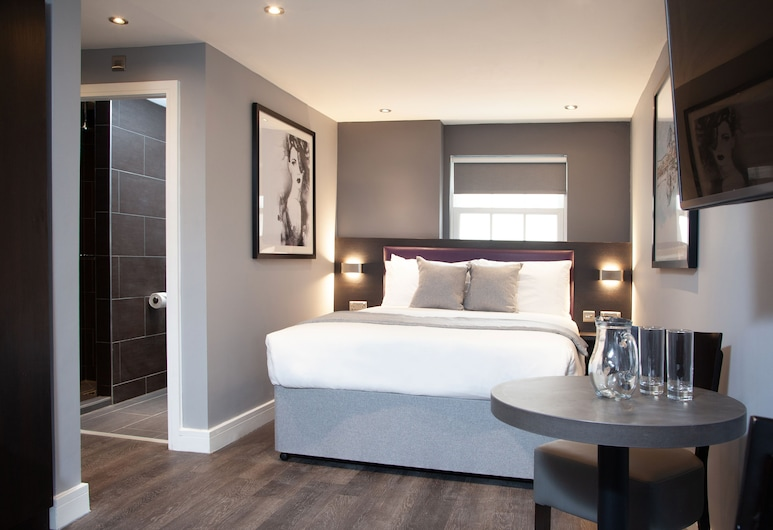 EPIC Aparthotel - Duke Street, Liverpool, Studio (Luxe), Guest Room