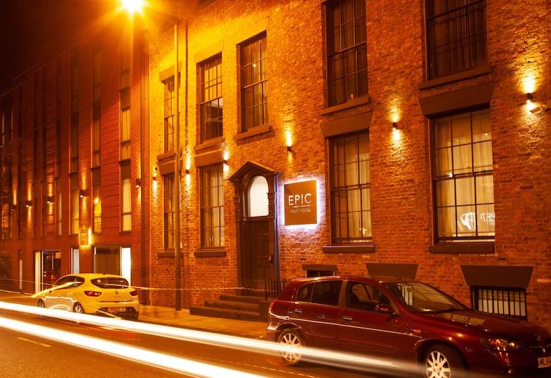 EPIC Aparthotel - Duke Street, Liverpool