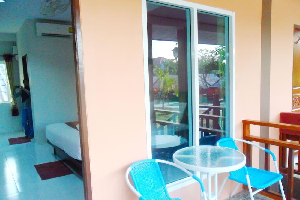 Family Villa - Balkon