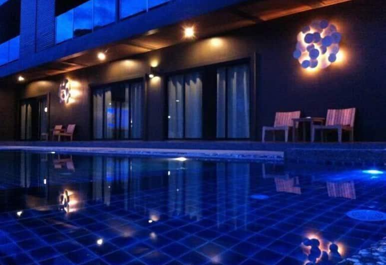 Villa Gris Pranburi, Pranburi, Outdoor Pool