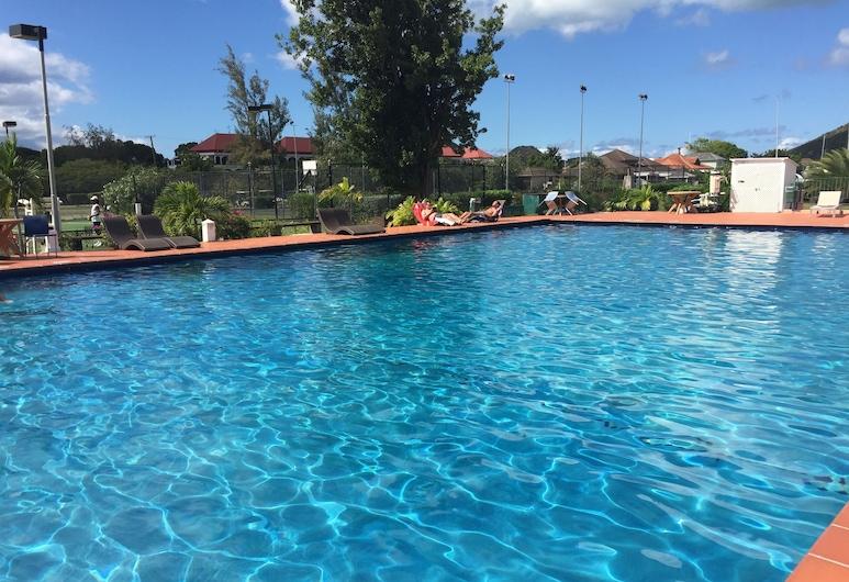 Guesthouse Antigua Chiama Italia, Cảng Jolly, Hồ bơi