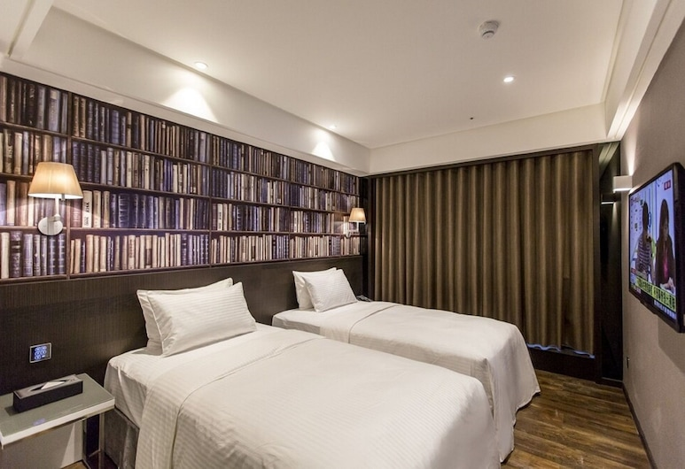 The Cloud Hotel, Taichung, Standard Twin Room, 2 Single Beds, Guest Room