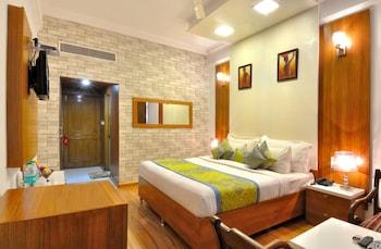 Foto van Hotel Solitaire Chandigarh in Chandigarh