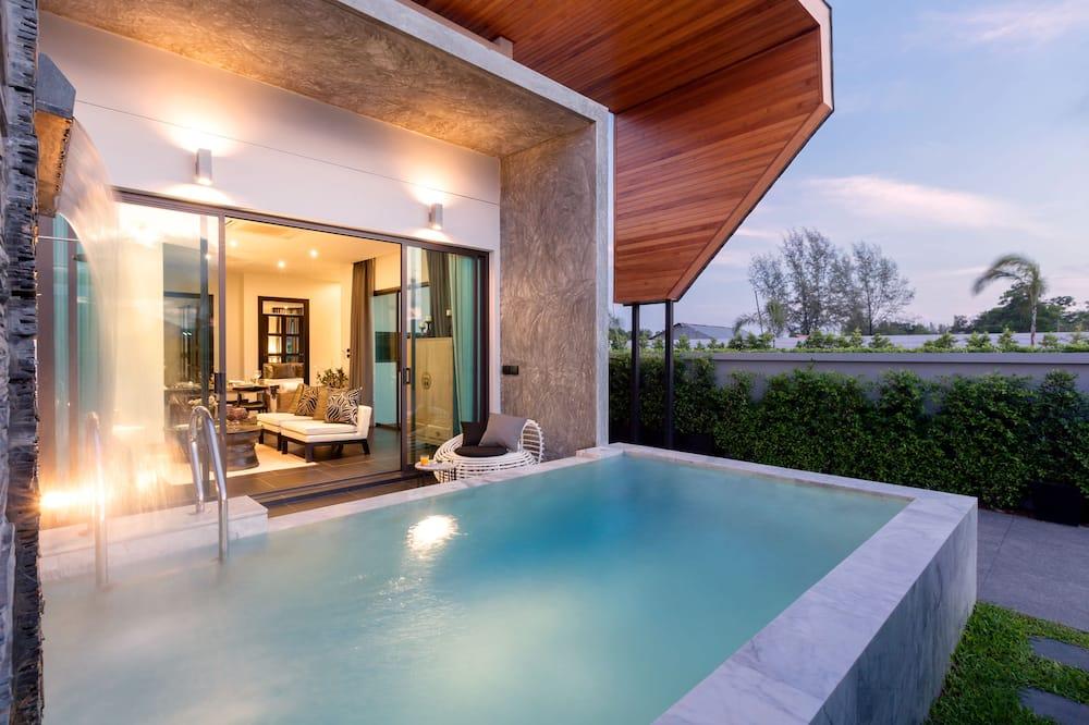 1 Bedroom Pool Villa - Oda