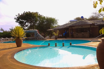 A(z) Sentrim Amboseli Lodge hotel fényképe itt: Amboseli